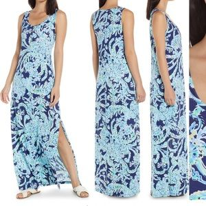 Lilly Pulitzer Merrill Maxi Dress XS